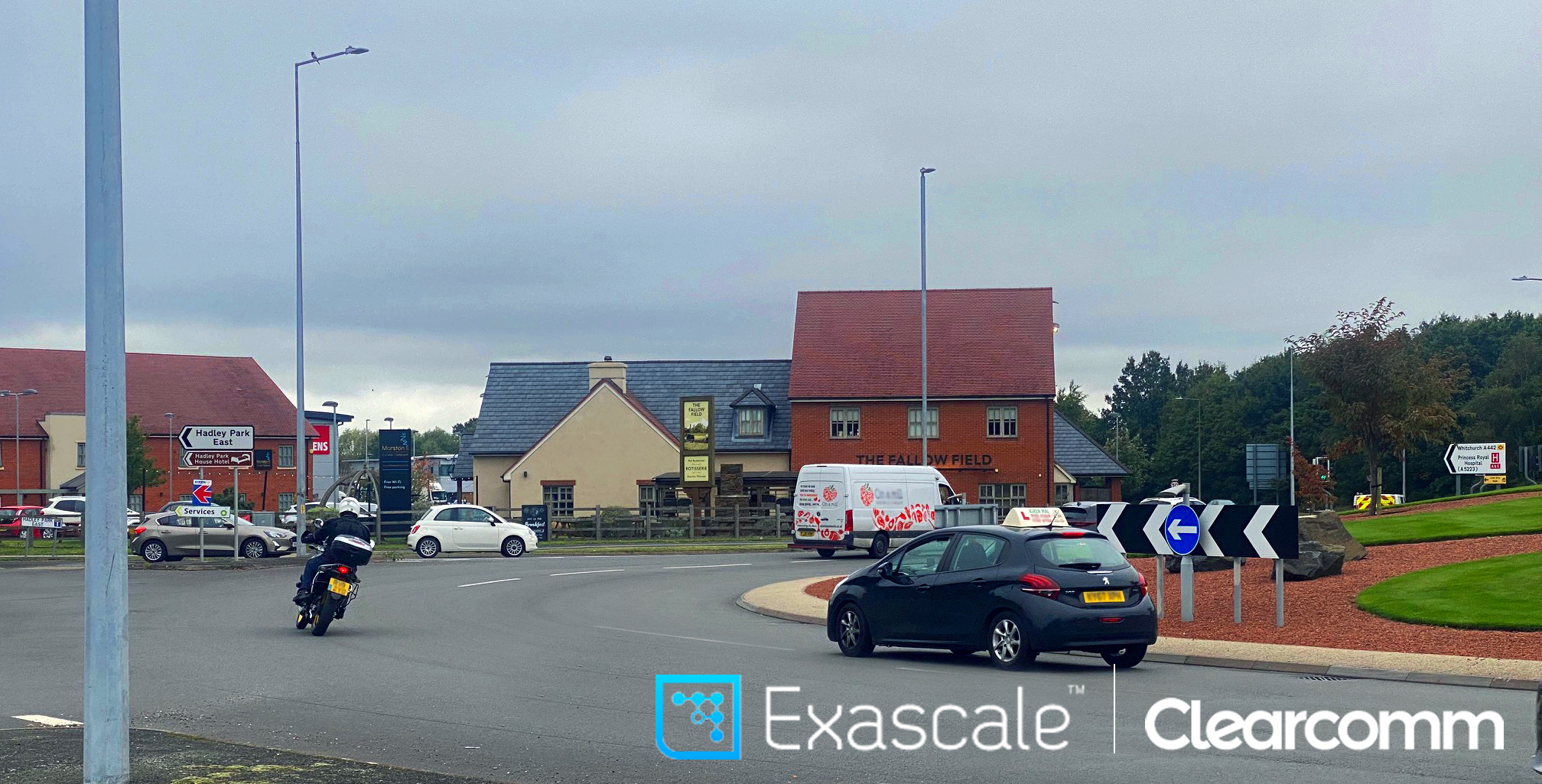 Exascale partner with ClearComm to deliver Dark Fibre Spine in Telford & Wrekin